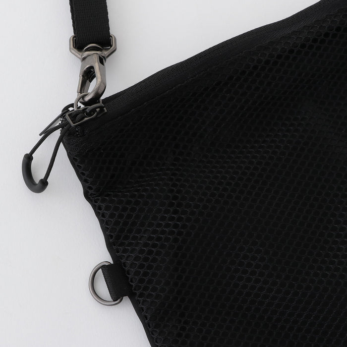 Double Fastener Case with Shoulder Strap