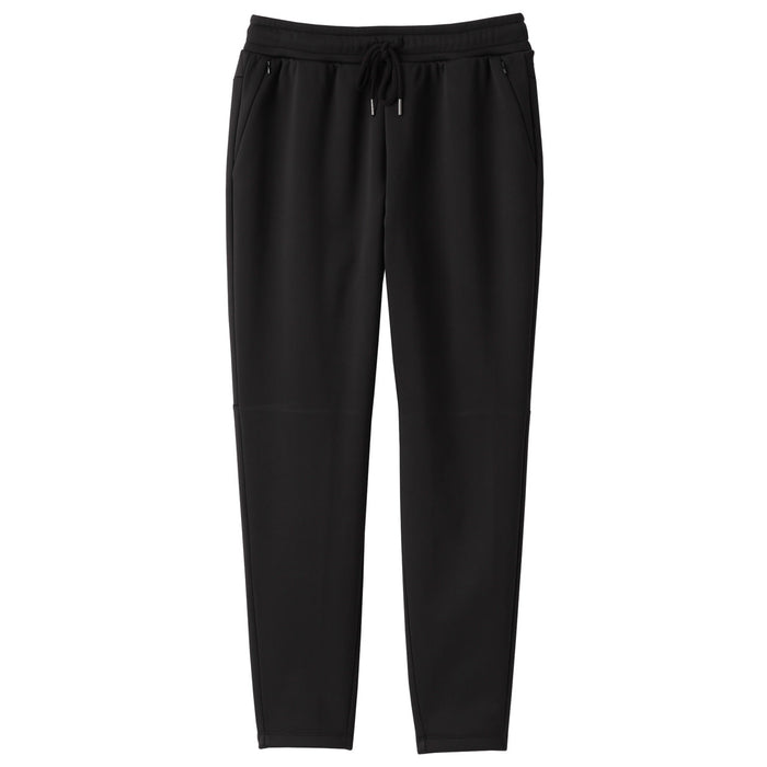 Women's Fleece Tapered Windbreaker Pants