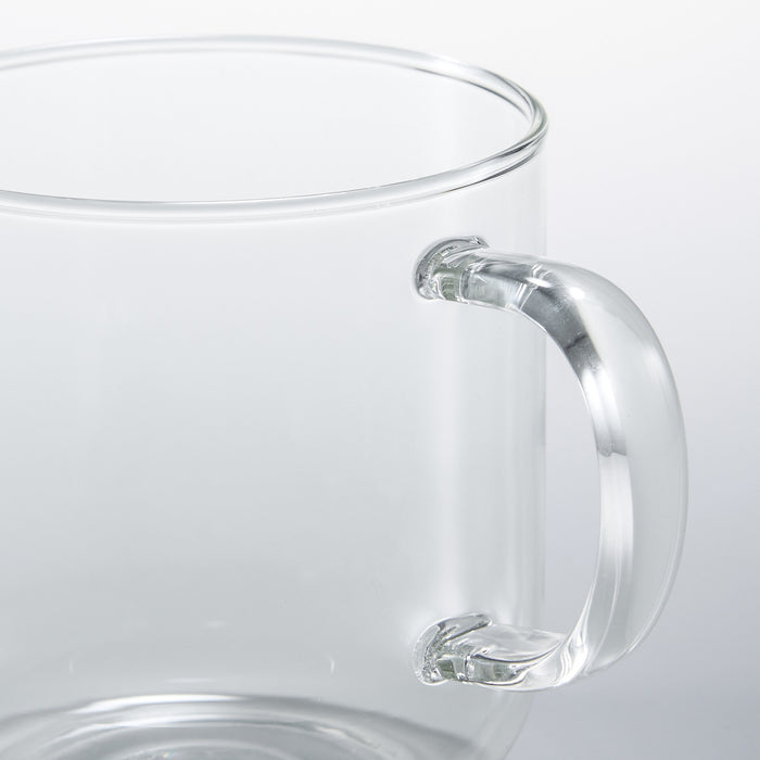 Heat Resistant Glass Mug