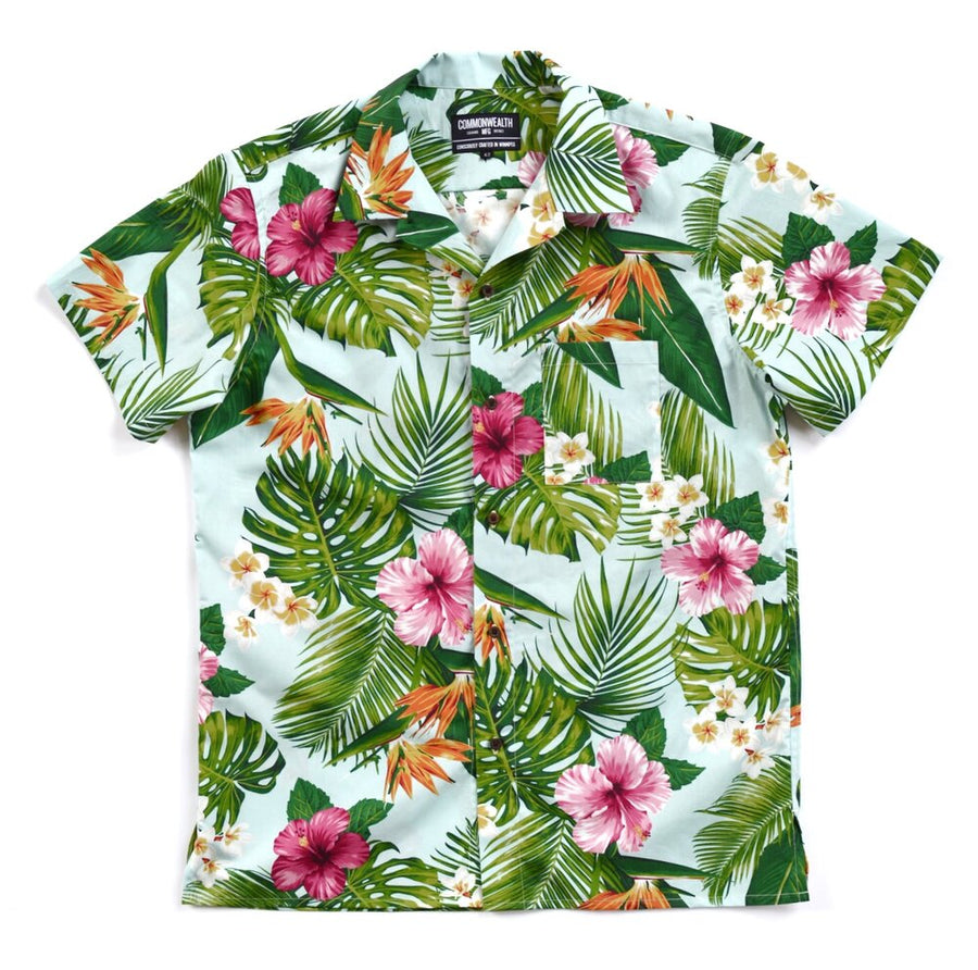 Sky Tropical Shirt | 088