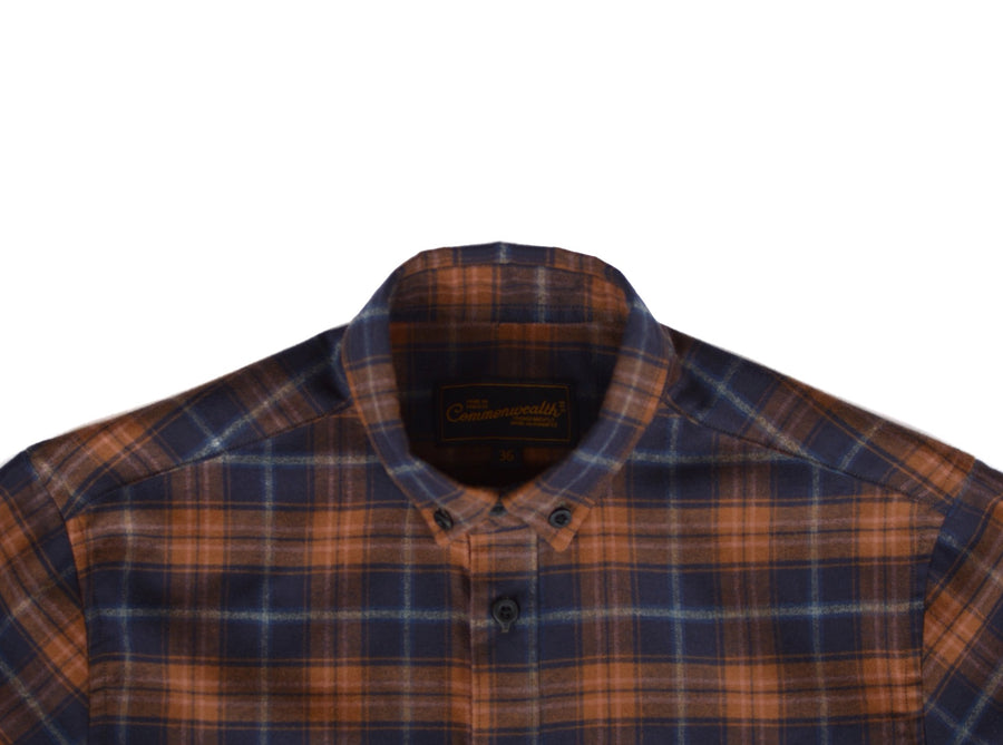 Copper Plaid | 098