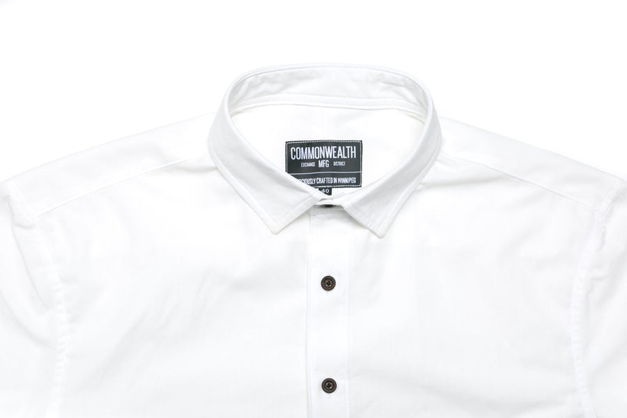 White Summer Shirt | 023