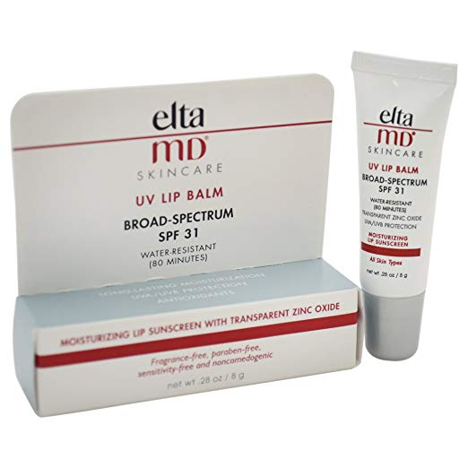 EltaMD UV Lip Balm Broad-Spectrum SPF 31