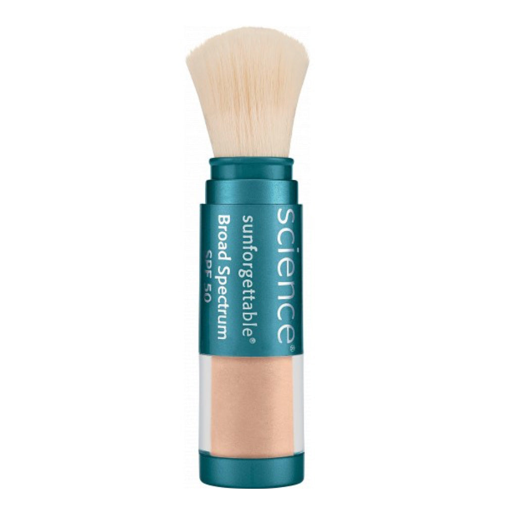 Colorescience Sunforgettable Mineral Sunscreen Brush SPF 50