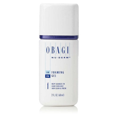 Obagi Travel Size Nu-Derm Foaming Gel
