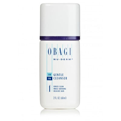 Obagi Travel Size Nu-Derm Gentle Cleanser