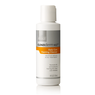 CLENZIderm Daily Foaming Cleanser