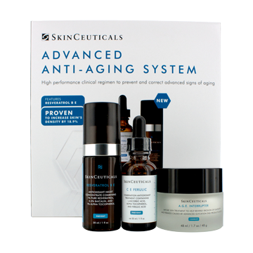*IN STORE ONLY* SkinCeuticals Advanced Anti-Aging System