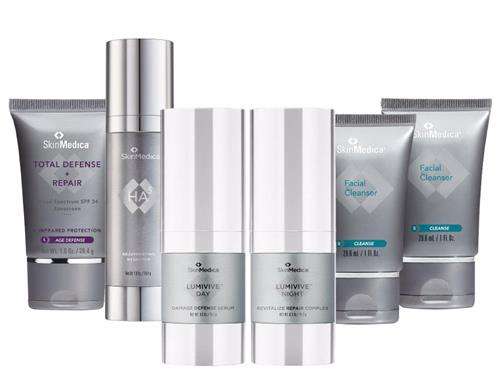 SkinMedica Go on the Glow Travel Essentials Kit