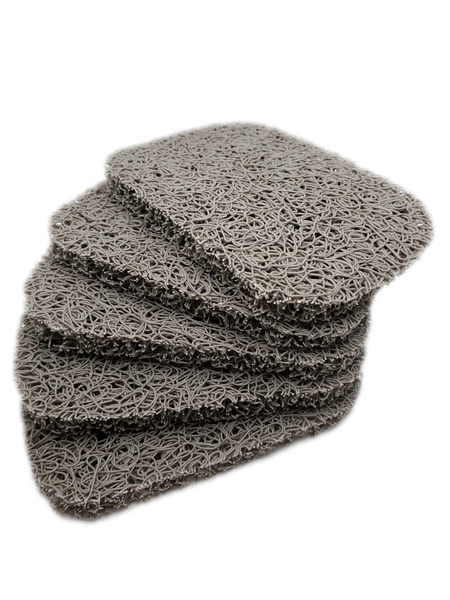 Charcoal Soap Saver Pads