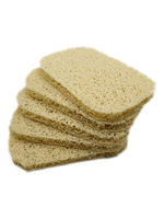 Beige Soap Saver Pad