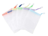 Clear Loofah Bags