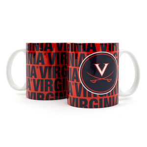 UVA 11OZ BOLD COFFEE MUG - 2PK