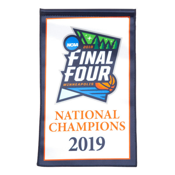 3' X 5' VIRGINIA BASKETBALL 2019 NATIONAL CHAMPIONS BANNER