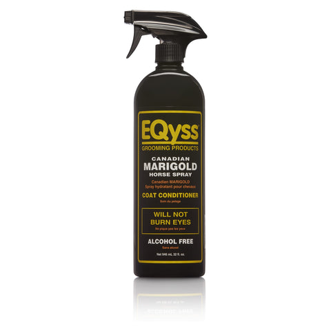EQyss Premier Equine Marigold Coat Conditioner Spray
