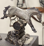 "Tammy Tappan Bronze ""Fearless"""