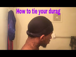 How to put on your durag for waves - FRESHCOUPES