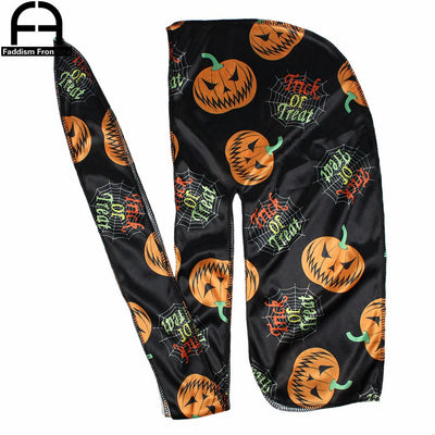 Deluxe Silky Durags - Halloween Edition