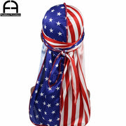 Deluxe Silky Durags - USA Edition