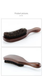 Regular Curved Wave Brush