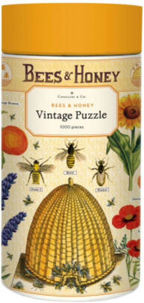 Bees & Honey puzzle