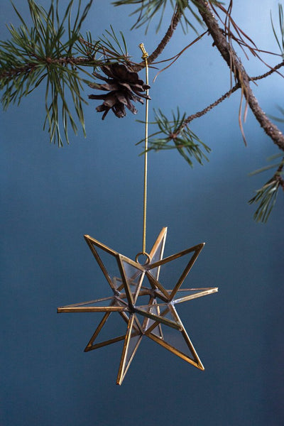 Sunburst Ornament