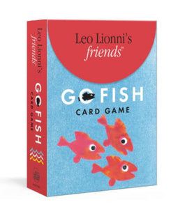 Leo Lionni's Friends play Go Fish