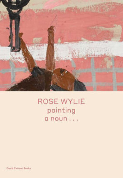 Rose Wylie Painting