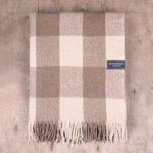Jacob Tartan Wool Blanket