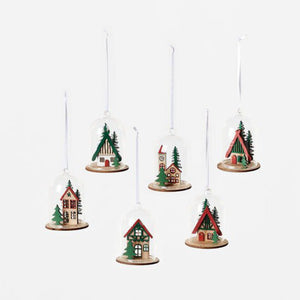 Bavarian Dome Ornament