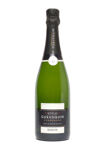Champagne Gueusquin Premier Cru Brut Tradition - Wine at Home