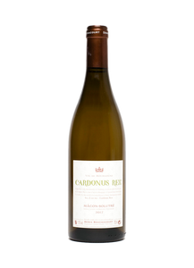 Macon Solutré AOC Cardonus Rex 2017 Denis Bouchacourt - Wine at Home