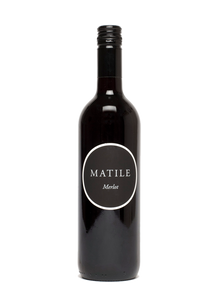 Merlot IGP 2019 Matile - Wine at Home