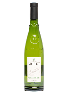 Picpoul de Pinet AOC Cuvée Tradition 2019 Domaine Muret - Wine at Home