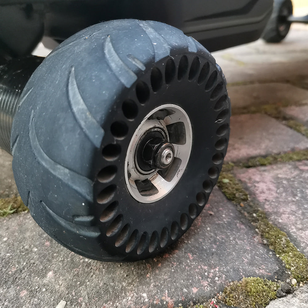 105mm Rubber Wheel