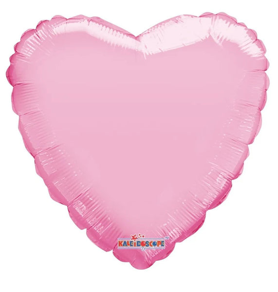 Pastel Cream Heart Balloon  (18 inch) (x10)