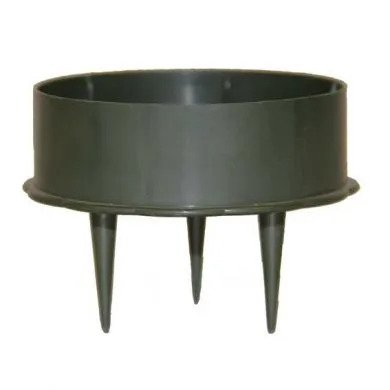 Candle Holder Green (D8cm) (PK10) (x20)
