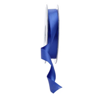 Royal Blue Satin Ribbon (15mm) (x3)