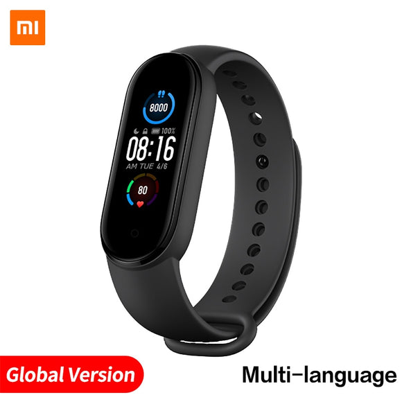 Smartwatch Xiaomi Mi Band 5 Versão Global Original