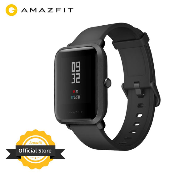 Smart Watch Amazfit Bip Bluetooth GPS IP68 A prova d'água