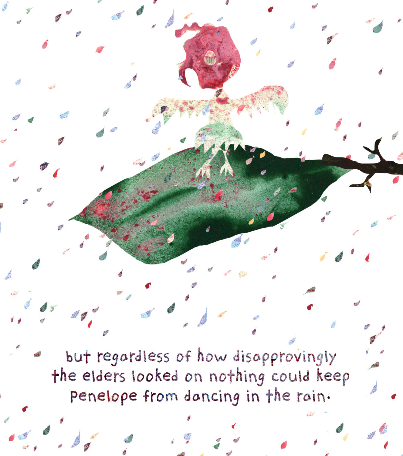 Penelope and The Rain