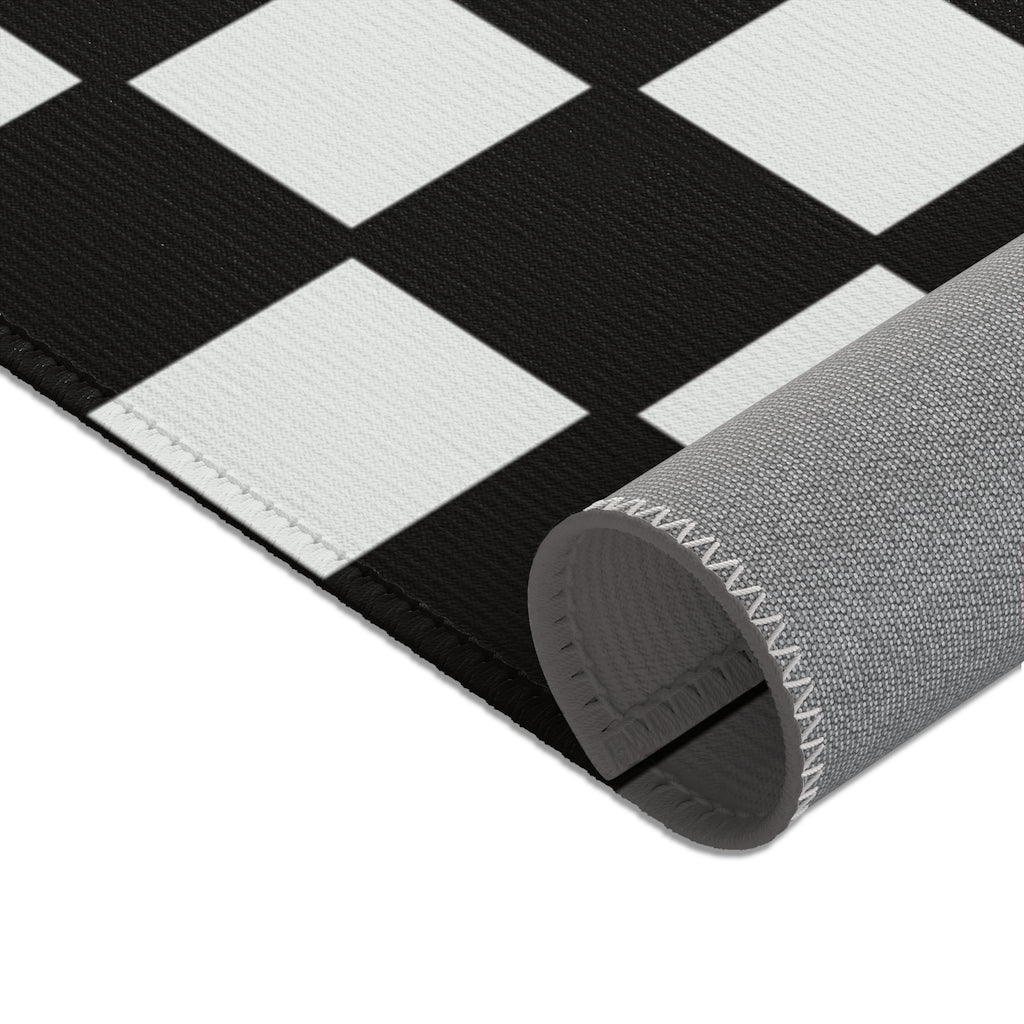 Chess Area Rug - TheRugChest