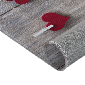 Love Lives Here Area Rugs - TheRugChest