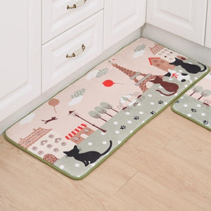 Here Is A Collection Of Cute Kitchen Mats - TheRugChest