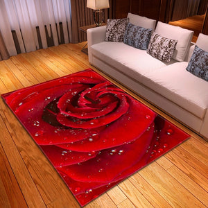 A Rose & Her Friends Is What We Are Calling This Collection Of Area Rugs - TheRugChest