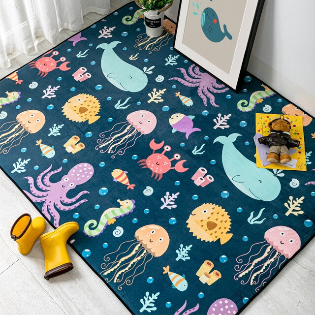 Introduce Your Children To Animals With This Beautiful Collection Of Animal Area Rugs - TheRugChest