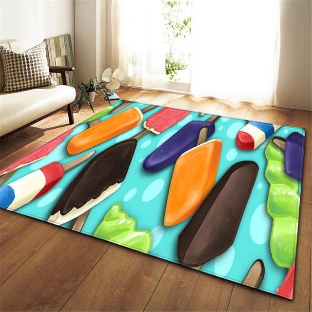 Take A Journey To The Bottom Of The Sea Or To Mystical Places With These Area Rugs - TheRugChest