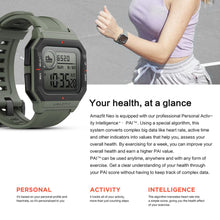 Load image into Gallery viewer, NEW 2020 Amazfit Neo Smart Watch Bluetooth Smartwatch Retro Style