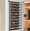 Wall-Mac- Over The Door Foldable Storage Rack
