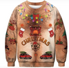 Hairy Affair | Ugly Christmas Sweater